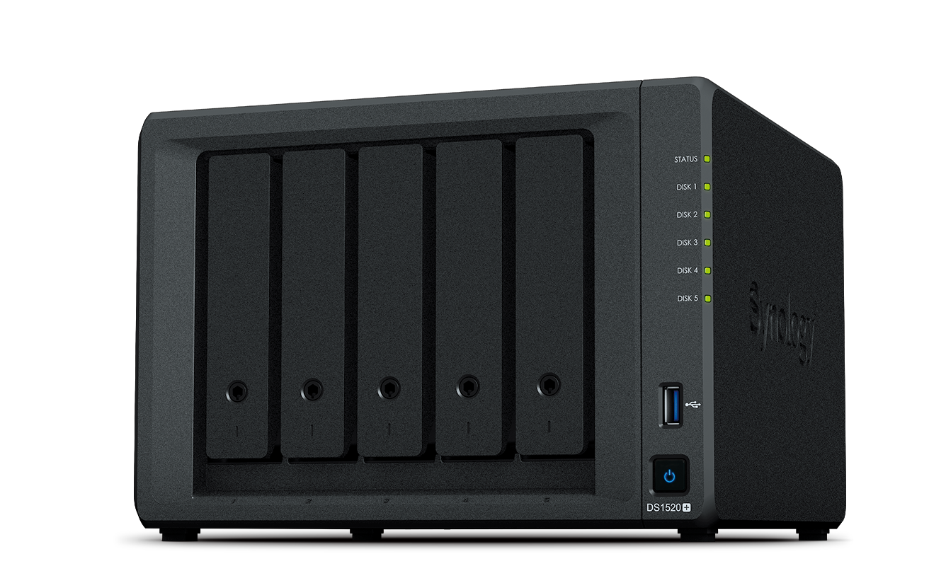 Synology DS 1520+